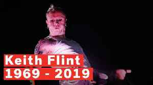 The Prodigy Frontman Keith Flint Dead At 49 [Video]
