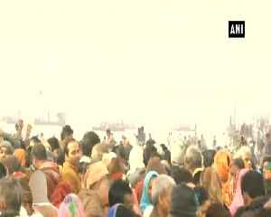 Kumbh Mela concludes today, devotees take last dip at Sangam [Video]
