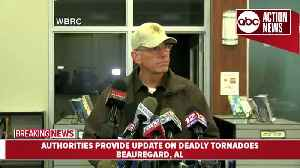 Authorities provide update on deadly tornadoes in Alabama, Georgia [Video]