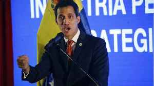 Venezuela's Guaido Risks Arrest As He Returns Home [Video]