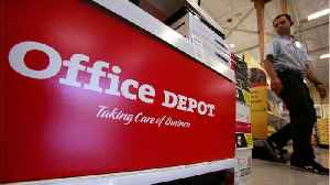 Office Depot To Team Up With Alibaba [Video]