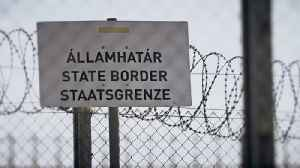 Living next to Hungary's border fence [Video]