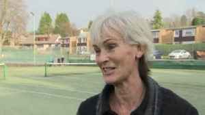 Judy Murray: Time will tell for Andy [Video]