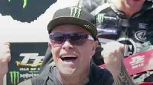 The Prodigy star's passion for motorcycle racing [Video]