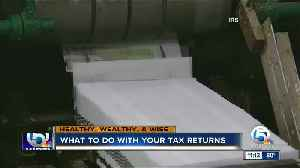 What should I do with my tax refund? [Video]