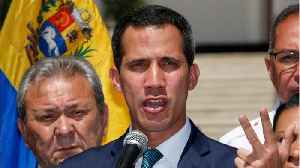 Venezuela's Guaido risks arrest as he returns home to defy Maduro [Video]