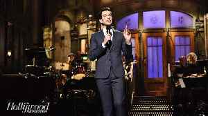 'SNL' Rewind: John Mulaney Returns to Host, Michael Cohen Testimony Parodied | THR News [Video]