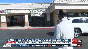Kern Back In Business: New restaurants bringing new jobs [Video]