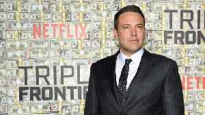 'Triple Frontier' Star Ben Affleck Contradicts Steven Spielberg's Comments On Netflix [Video]