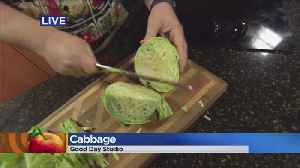Lunch Break: A New Look At Cabbage [Video]