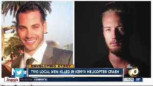 Two San Diego men killed in Kenya [Video]