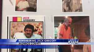 Remembering Former NFL Football Player Jack Gregory - 3/3/19 [Video]