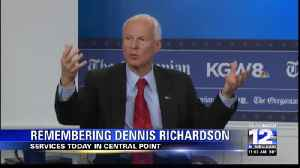 Dennis Richardson Funeral [Video]