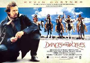 Dances With Wolves Movie (1990) Kevin Costner [Video]