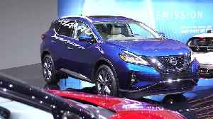 Nissan Maxima-Murano Reveal - Internal look at the LA Autoshow featuring Dan Mohnke [Video]