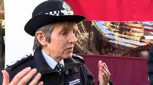 'Knife crime remains a priority' says Met Police boss [Video]