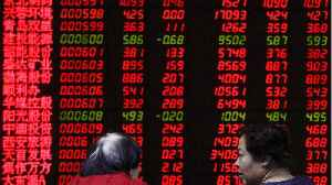 Stocks Up-And-Down As China Slashes Growth Tragets [Video]