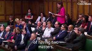 Luciana Berger on antisemitism, hate crime and life as a Jewish MP – video​ [Video]