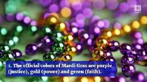 10 Mardi Gras Facts to Prepare You for the Celebration [Video]