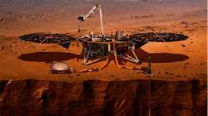 InSight Lander Pushes Rock Out Of Way To Keep Digging [Video]