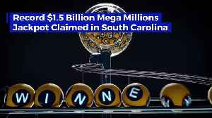 Record $1.5 Billion Mega Millions Jackpot Claimed in South Carolina [Video]