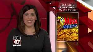 4 months later, winner of $1.5 billion Mega Millions jackpot claims prize [Video]