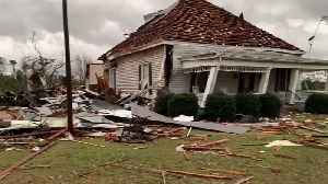 Fatalities Reported in Beauregard, Alabama, After Tornado Hits 'Like a Freight Train' [Video]