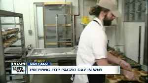 Happy Paczki Day! What goes into making these delicious Polish pastries? [Video]