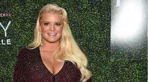 Jessica Simpson Talks About Pregnancy Health Problems [Video]