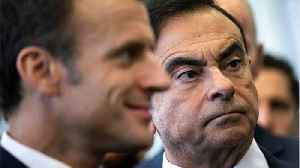 Japanese Court Rejects Appeal Against Bail For Former Nissan Boss Ghosn [Video]