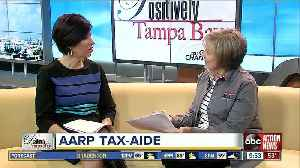 Positively Tampa Bay: AARP's Free Tax Aide [Video]