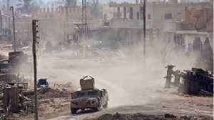 200 Militants Evacuated From Islamic State Enclave In Eastern Syria [Video]