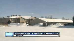 Murder-suicide the second one reported in two weeks [Video]