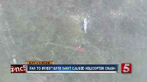 What caused the Coffee County helicopter crash? [Video]
