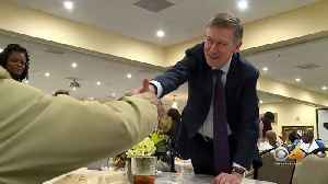 Hickenlooper Announces Presidential Bid: 'I Can Bring People Together' [Video]