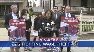 SJ Lawmakers Vote On Measure To Protect Construction Workers From Wage Theft [Video]