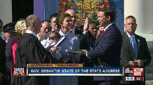 Gov. DeSantis to lay out agenda during Florida State of the State [Video]