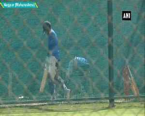 Ind vs Aus Indian cricket team sweat it out ahead of match [Video]
