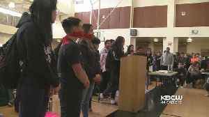Oakland School Board Approves $22M In Budget Cuts Amid Student Protests [Video]