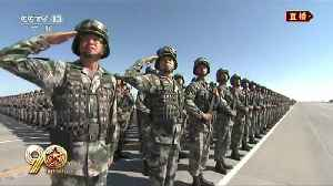 China raises defense spending as military builds up [Video]
