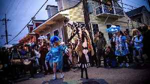 Mardi Gras Celebrations Continue In New Orleans [Video]