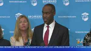 Broward School Board To Vote On Future Of Superintendent Robert Runcie [Video]