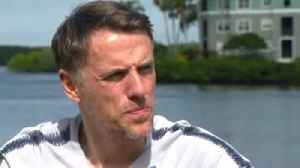 Neville: Lionesses can win World Cup [Video]