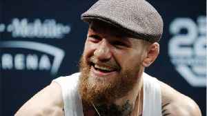 Conor McGregor Posts Message To Son, Posing With Multimillion Jet [Video]