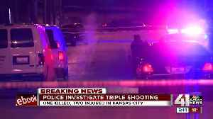 KCPD: Triple shooting leaves 1 dead, 2 injured late Monday night [Video]