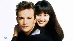 News video: Shannen Doherty Devastated By Luke Perry's Death