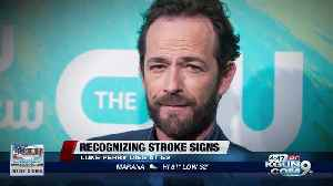 Recognizing stroke signs [Video]
