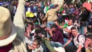 Algerian protesters demand Bouteflika quits [Video]