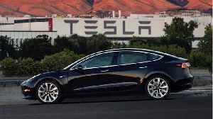 News video: China Suspending The Sale Of Tesla's Model 3 Due To
