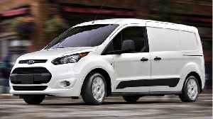 2020 Ford Transit Gets Upgrades [Video]